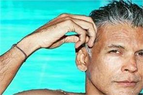 case against milind soman for posting nude picture of