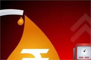 petrol diesel prices continue to rise today find out fuel prices in the city