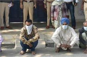 7 peoples arrested jalandhar