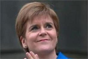 scotland  nicola sturgeon