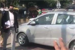 raninder singh visit enforcement directorate jalandhar
