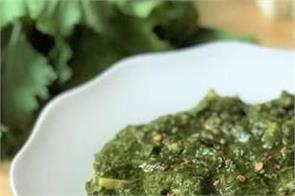 eat mustard greens in winter it is extremely beneficial to the body