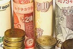 rupee rise 12 paisa