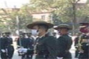 mukund naravane  honour nepal army