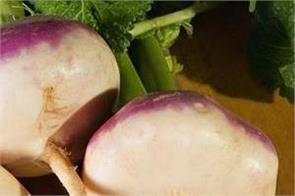 turnip is very beneficial for health apart from diabetes these diseases