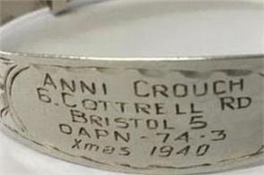82 year old woman bracelet