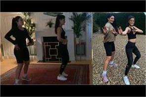 neeru bajwa fitness bhangra video goes viral