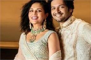 richa chadha shifted new flat with ali fazal  not married corona