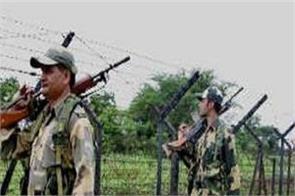pakistan firing chakri post bsf gurdaspur