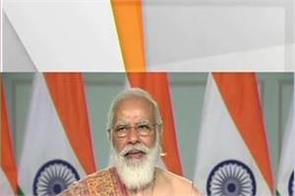 narendra modi statue of peace inauguration rajasthan