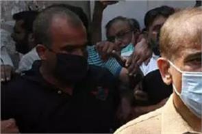 money laundering  cases  shahbaz sharif  son  punishment