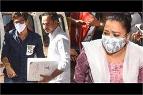 bharti singh and harsh get bail in drugs case