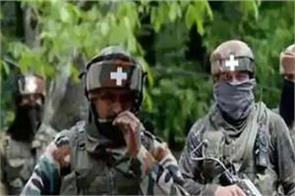 j k  jawan martyred operation kupwara