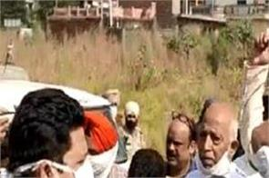pathankot  congress  bjp  siege