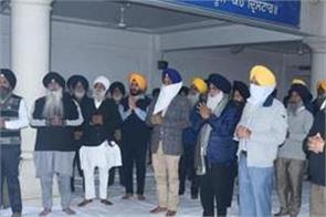 bhagat namdev  s birthday celebrated at gurdwara sri manji sahib