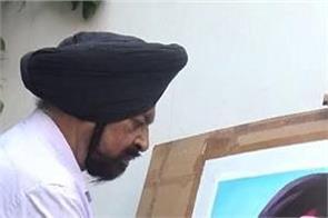 international level gulwant singh painter faridkot
