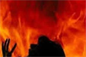 domestic quarrels fire jalalabad