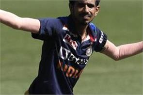 yuzvendra chahal shameful record india australia odi