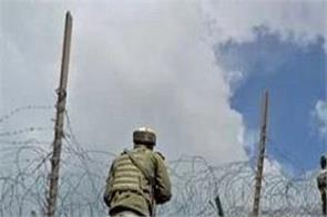 pakistan army ceasefire loc firing