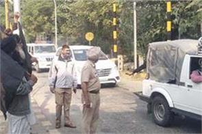 ashwani sharma bjp president toll plaza
