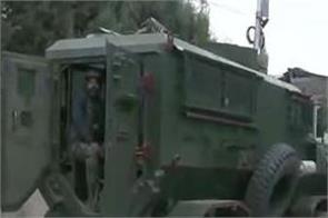encounter  hizbul mujahideen chief saifullah killed
