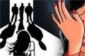 husband wife 17 people gang rape police