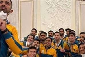 pakistan team  5th corona test  pass