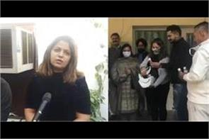 sonu sood sister malvika sood distributed 2500 face shields