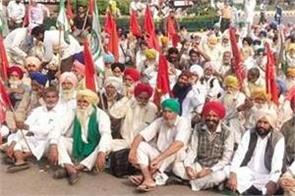 farmers   organizations block national highway