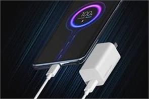 xiaomi launched a usb type c charger for iphone 12