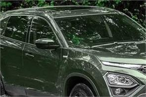 tata harrier camo edition launched in india