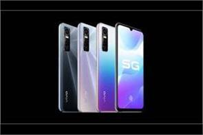 vivo launches new 5g smartphone  learn features