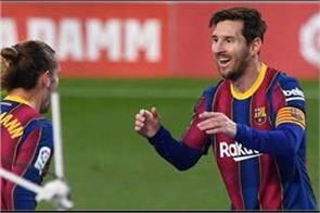 messi  s two goals helped barcelona beat betis