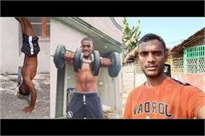 viral singer kaka fitness videos