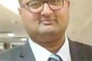 anurag bhardwaj  president of garhshankar bar association
