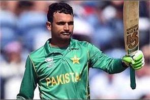 pakistan cricketer fakhar zaman out of new zealand tour