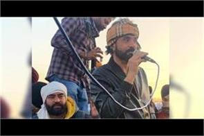 babbu maan in delhi protest support farmers