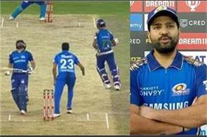 i should have sacrificed my wicket for sun  rohit