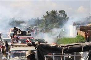 45 killed in uganda clash against opposition leaders arrest