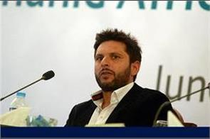 afridi may come into cricket administration in future but not yet