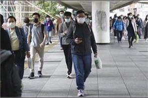 70 of people would have worn masks if the study was under epidemic control