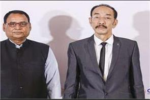 gyanendra ningombs officially becomes the head of hockey india