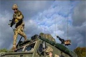 uk army modern arms