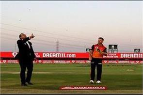 david warner is the boss of the toss in the ipl