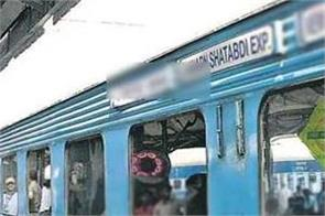shatabdi express continues to be cancelled