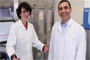 the couple behind the development of german biotech corona vaccine