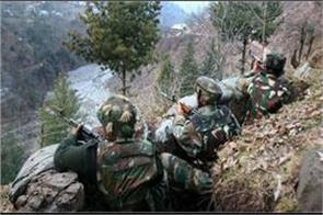 india stern on ceasefire violation at loc