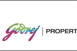 godrej properties   net profit fell 78 per cent