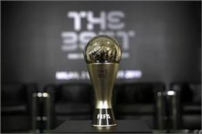 the fifa awards ceremony will be online on december 17