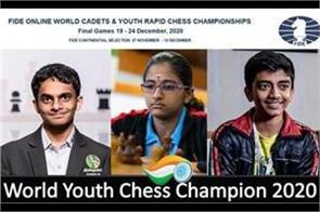 world online youth chess champion